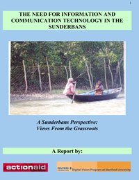 the need for information and communication technology in the sunderbans