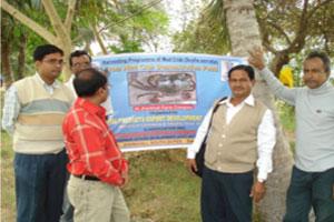 sundarban area visit programme gal1
