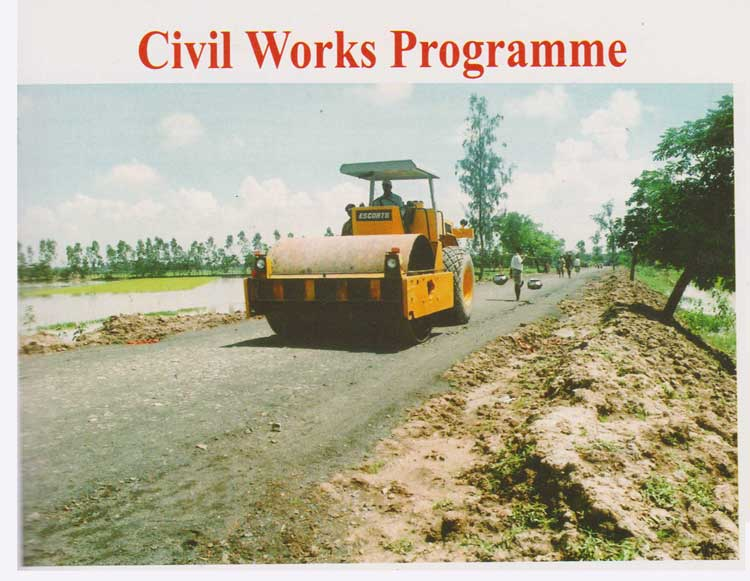 Civil Works Programme